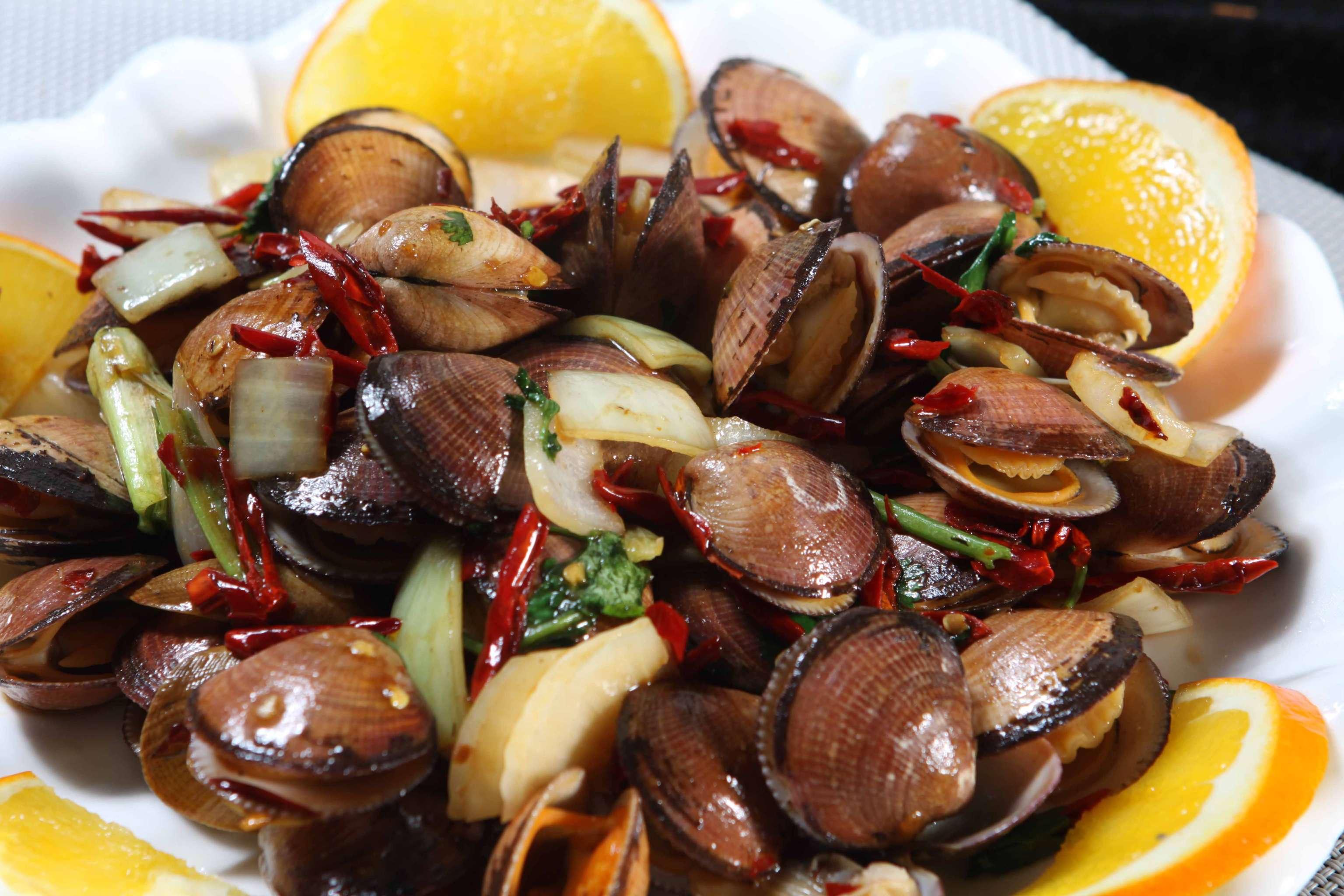 海鲜 美食 3072_2048